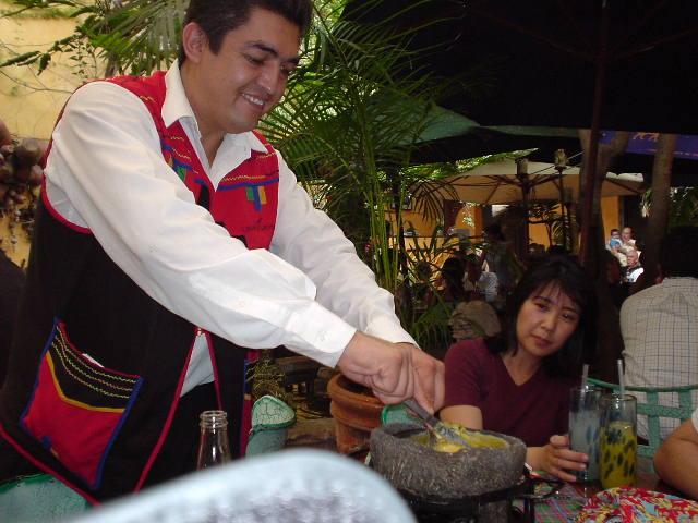 メキシコの伝統料理